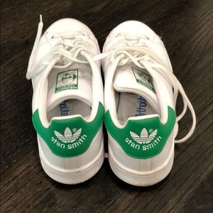 Zapatillas adidas Stan Smith poshmark tamaño 7